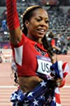 Olympic Gold Medalist Sanya Richards-Ross Gives Birth to First Child With NFL Star Aaron Ross