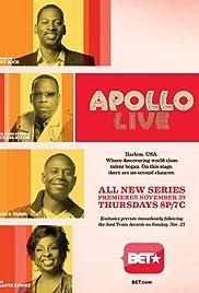 Apollo Live Poster