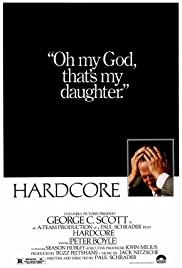 Hardcore (1979) Poster - Movie Forum, Cast, Reviews