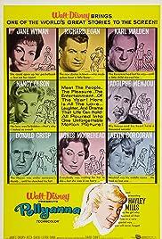 Pollyanna(1960) Poster - Movie Forum, Cast, Reviews
