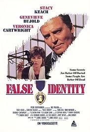 False Identity Poster