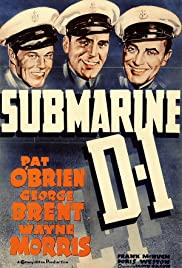 Submarine D-1 Poster