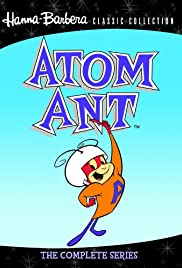 The Atom Ant Show Poster - TV Show Forum, Cast, Reviews