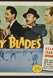 Gay Blades Poster