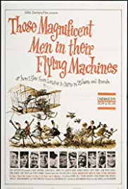 Those Magnificent Men in Their Flying Machines or How I Flew from London to Paris in 25 hours 11 minutes Poster