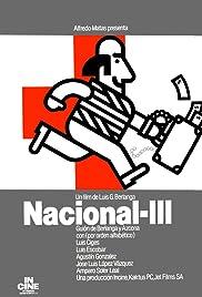 National III Poster