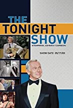 Primary image for Tonight Show Starring Johnny Carson 22nd Anniversary
