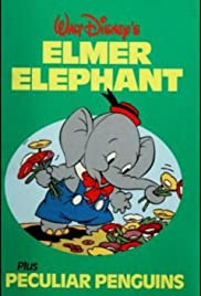Elmer Elephant (1936) Poster - Movie Forum, Cast, Reviews