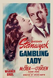 Gambling Lady (1934) Poster - Movie Forum, Cast, Reviews