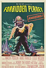 Forbidden Planet (1956) Poster - Movie Forum, Cast, Reviews