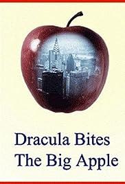 Dracula Bites the Big Apple Poster