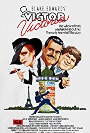 Victor Victoria (1982) Poster - Movie Forum, Cast, Reviews