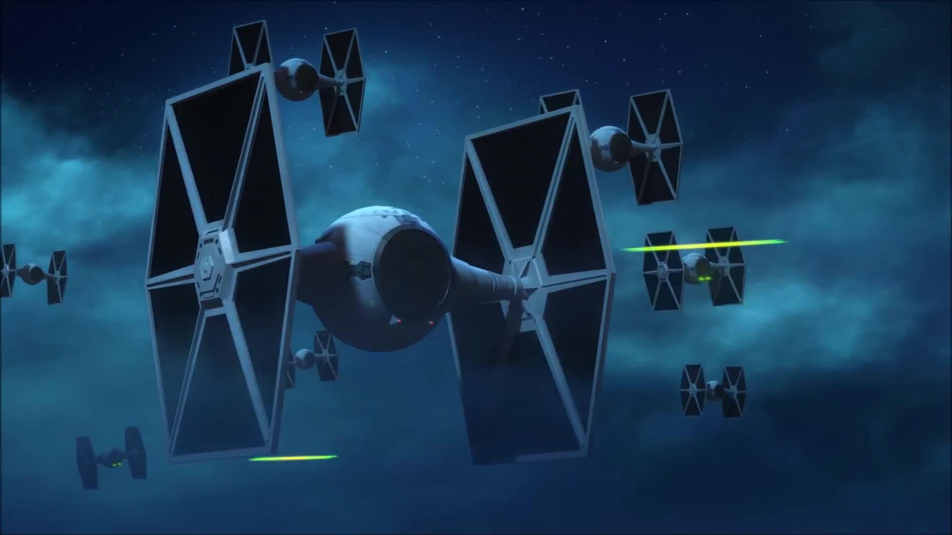 Season 4 trailer 2 from star wars rebels 2014 2018 - Star wars couchtisch ...