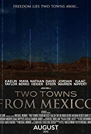 Two Towns from Mexico Poster