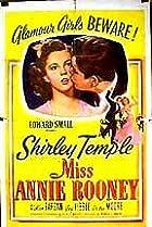 Miss Annie Rooney (1942) Poster