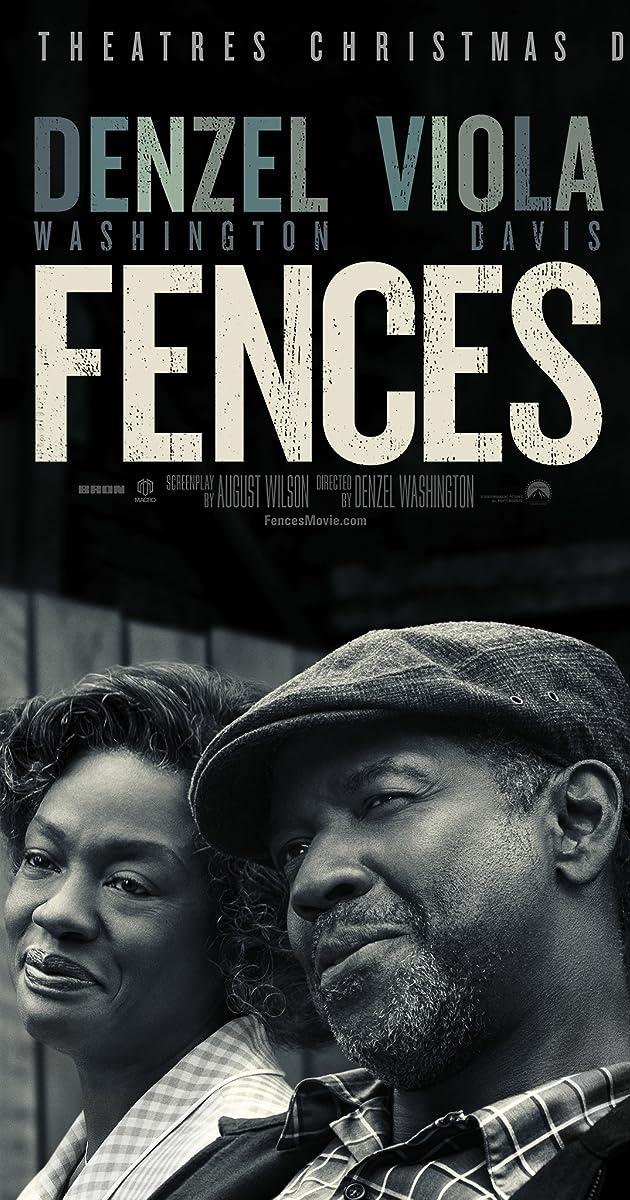 Fences / Tvoros (2016)