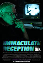 Immaculate Deception Poster