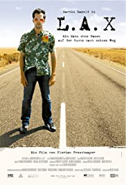 L.A. X Poster