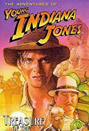 The Adventures of Young Indiana Jones: Treasure of the Peacock's Eye (1995) Poster - Movie Forum, Cast, Reviews