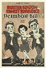 Steamboat Bill, Jr. Poster