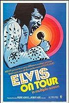 Image of Elvis on Tour