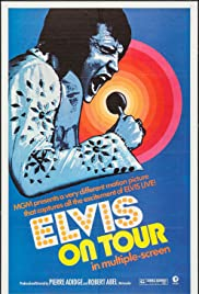 Elvis on Tour Poster