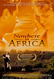 Nowhere in Africa Poster