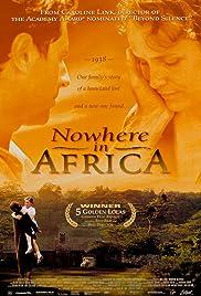 Nirgendwo in Afrika(2001) Poster - Movie Forum, Cast, Reviews