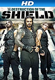 WWE: The Destruction Of The Shield (2015)