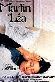 Martin et Léa Poster