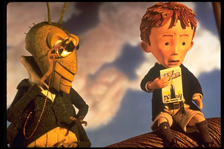 james and the giant peach story pdf