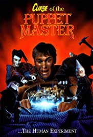 Curse of the Puppet Master Poster