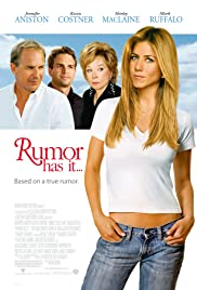 Rumor Has It... (2005) Poster - Movie Forum, Cast, Reviews