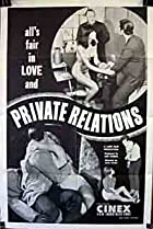 Image of Private Relations