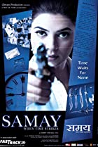 Samay: When Time Strikes (2003) Poster