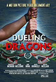 Dueling Dragons Poster