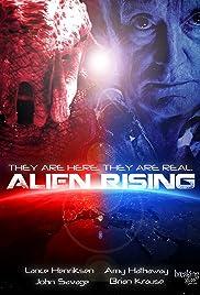 Alien Rising(2013) Poster - Movie Forum, Cast, Reviews