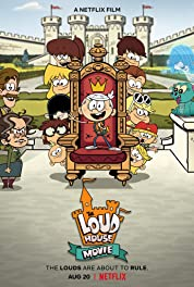 The Loud House Movie (2021) poster