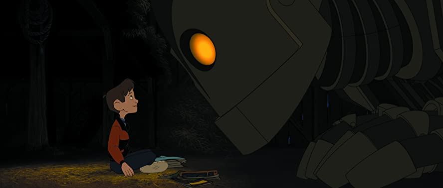 Image Result For Iron Giant