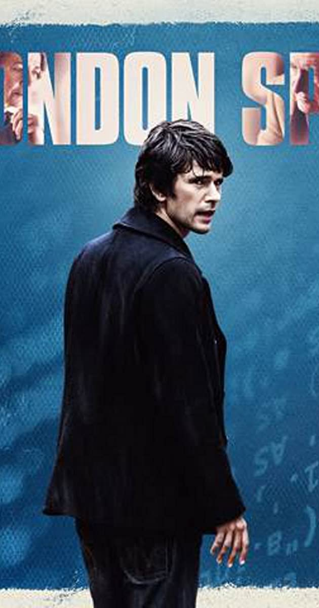 london spy tv mini series 2015   imdb