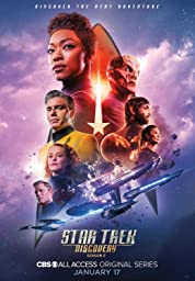 Star Trek: Discovery - Season 1 poster