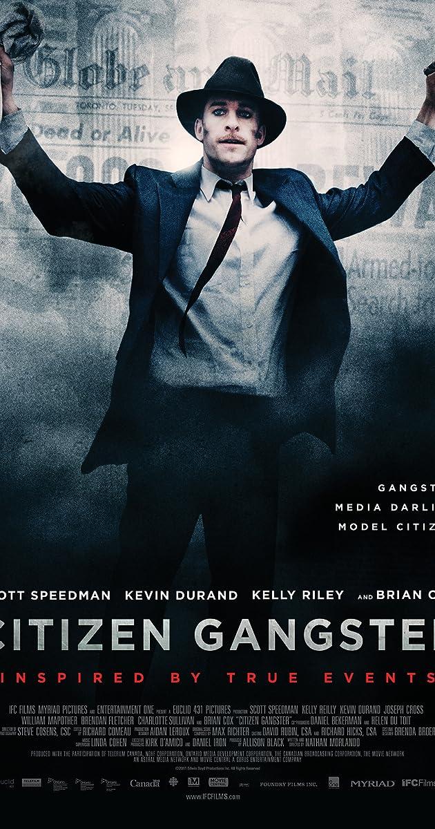 Gangsteris Edvinas Boidas / Citizen Gangster / Edwin Boyd (2011)Online