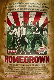 Homegrown (1998) Poster - Movie Forum, Cast, Reviews