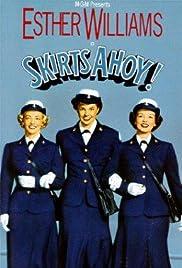 Skirts Ahoy!(1952) Poster - Movie Forum, Cast, Reviews