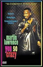 Martin Lawrence You So Crazy(1994)