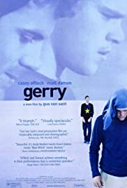 Gerry 2002 Poster