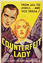 Counterfeit Lady Poster