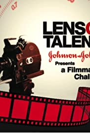 Lens on Talent Poster