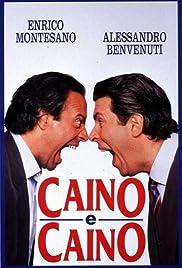 Caino e Caino Poster