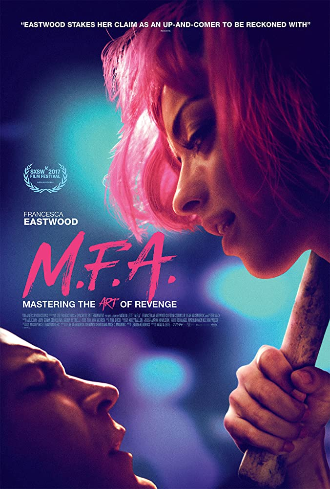 M.F.A. 2017 720p HEVC WEB-DL ESub x265 500MB